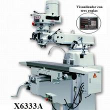 Fresadora Vertical X6333A